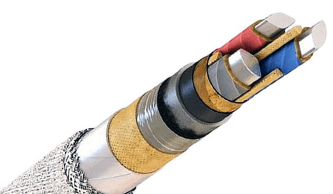 Силовой кабель ААБ2Л
