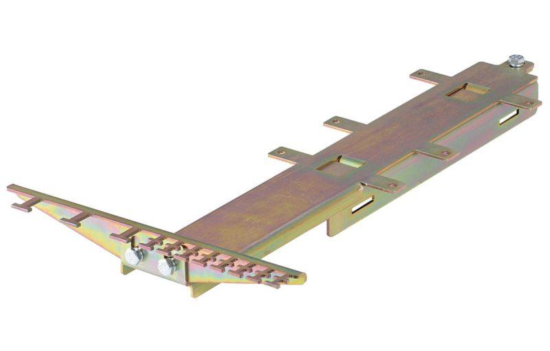 Кронштейн для крепления МКО-П3 к опорам