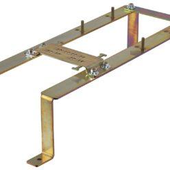 Кронштейн для подвески МКО-П1 на стену, прямоугольную опору