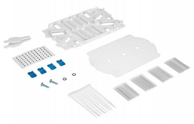 Кассета КТ-3645 (стяжки, маркеры, КДЗС 40 шт, крышка, петли)