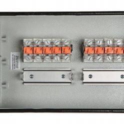 Ящик кабельный ЯКт-ПМ-40/20, 20 модулей МВТ-1К, трубостойка