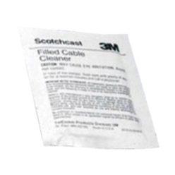 Scotchcast™ влажные салфетки для очистки гидрофоба