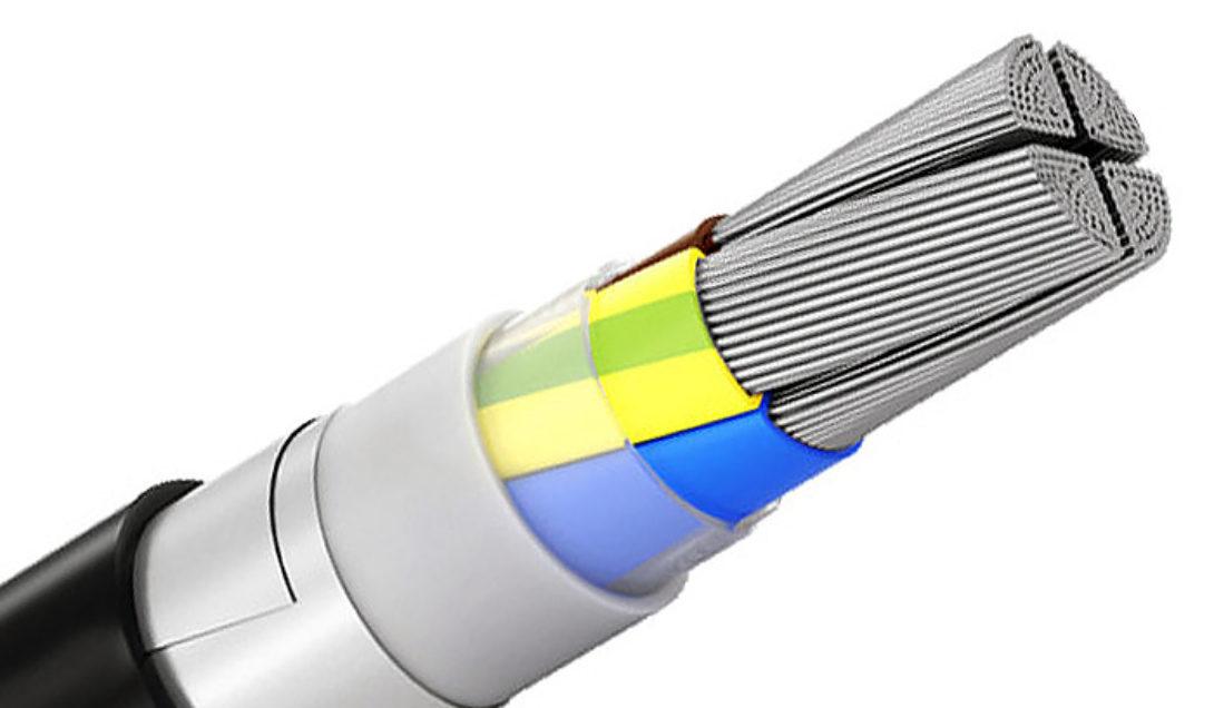 Силовой кабель АПвБШвнгLS